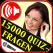 10.000 Fragen aus Allgemeinbildung Wissenstraining Icon