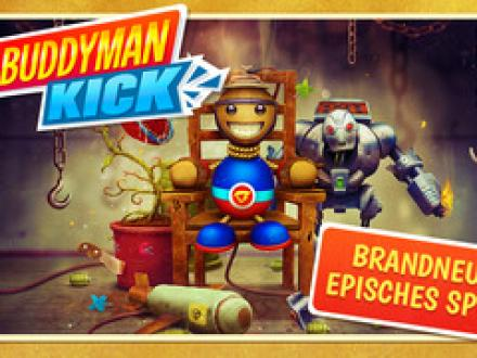 Screenshot von Buddyman™ Kick (by Kick the Buddy)