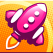 Flight Control Rocket Icon