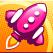 Flight Control Rocket Icon