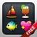 Emoji - Gratis-Emojis-Tastatur, Emoticon-Bilder, Sticker, Smiley-Symbole und Schriftart für SMS, Twitter, Facebook und WhatsApp-Nachrichten Icon