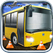 Airport Bendy Bus Parking Simulator 3D - Real City Temple Monster Car Driving Test Free Racing Games Icon