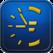 Zeiterfassung Überstunden Stempeluhr Icon