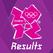London 2012: Offizielle App mit den Ergebnissen der Olympischen Spiele Icon