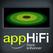 appHiFi Dock Enhancer Icon