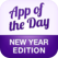App des Tages - Neujahrs-Special Icon