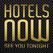 HOTELS NOW - Last Minute Hotel buchen Icon