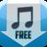 """""""Gratis Musik-Downloader Profi"""" – Gratis Musik-Downloader & Player Icon"""