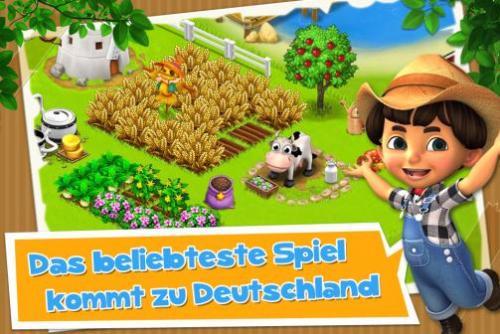 Bauernhof oder Garten App?