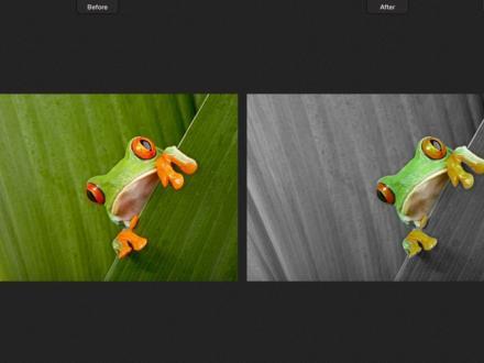 Screenshot von ColorStrokes