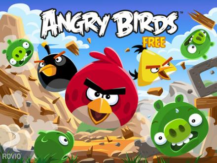Screenshot von Angry Birds HD Free