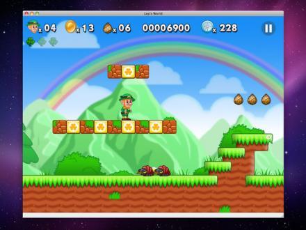 Screenshot von Leps World
