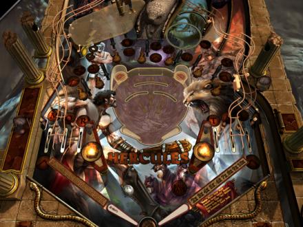 Screenshot von Zen Pinball