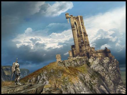 Screenshot von Infinity Blade
