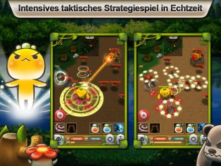 Screenshot von Plants War