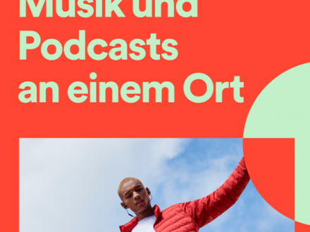 Screenshot von Spotify - Musik und Playlists
