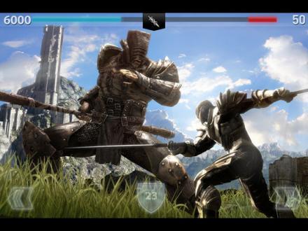 Screenshot von Infinity Blade II