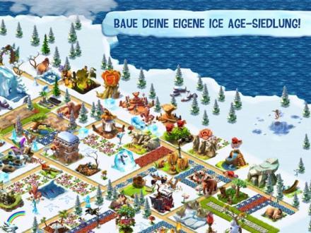 Screenshot von Ice Age: Die Siedlung