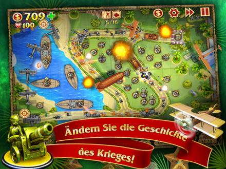 Screenshot von Toy Defense HD Free