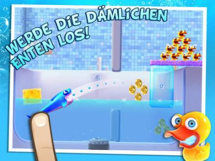Screenshot von Shark Dash