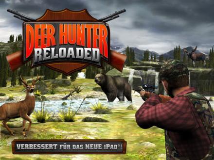 Screenshot von Deer Hunter Reloaded