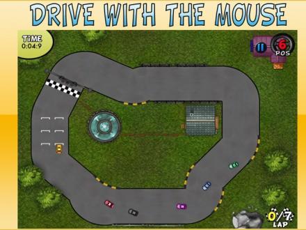 Screenshot von Minicars