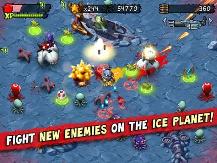 Screenshot von Monster Shooter: The Lost Levels