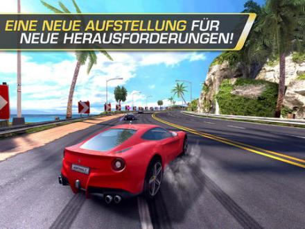 Screenshot von Asphalt 7: Heat