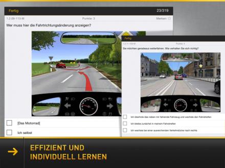 Screenshot von Führerschein 2012