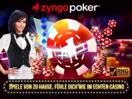 Screenshot von Zynga Poker