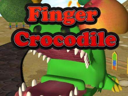 Screenshot von Bite You Bite Me(Finger crocodile)