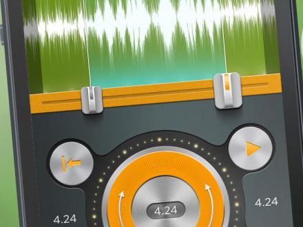 Screenshot von Ringtonium Pro - Professional Ringtone Designer