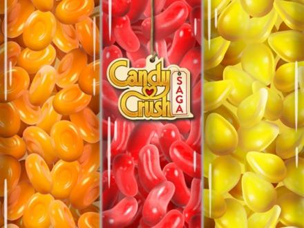 Screenshot von Candy Crush Saga