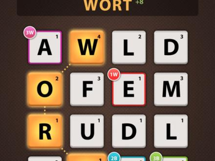 Screenshot von Wordblitz for Friends