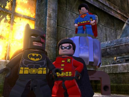Screenshot von LEGO Batman 2: DC Super Heroes