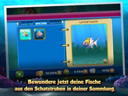 Screenshot von Nemo's Reef