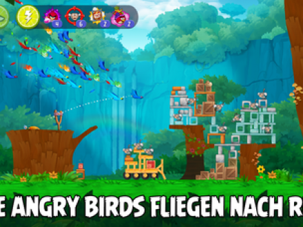 Screenshot von Angry Birds Rio