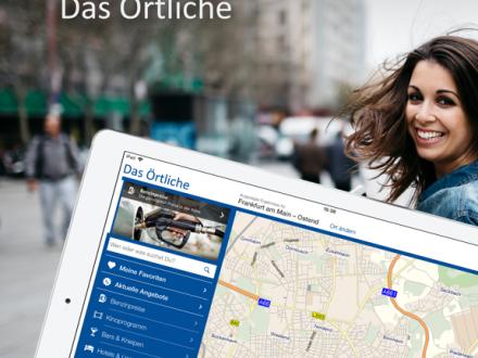Screenshot von Das Örtliche Telefonbuch und Auskunft für Deutschland (inkl. Ö-NAVI Navigation)