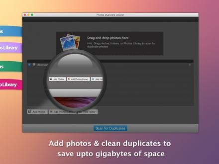 Screenshot von Photos Duplicate Cleaner
