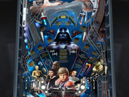 Screenshot von Star Wars™ Pinball 3