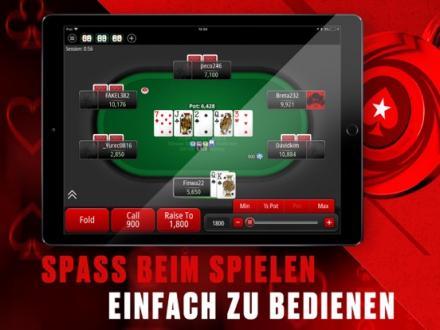 Screenshot von PokerStars Mobile Poker (EU Edition)