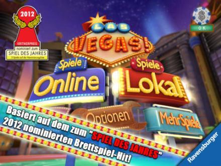 Screenshot von Las Vegas!
