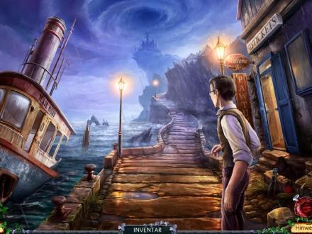 Screenshot von Dark Mysteries: Der Seelensammler - Sammleredition