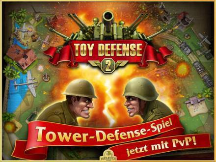 Screenshot von Toy Defense 2 HD