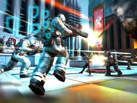 Screenshot von SHADOWGUN: DeadZone