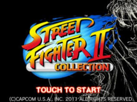Screenshot von STREET FIGHTER II COLLECTION
