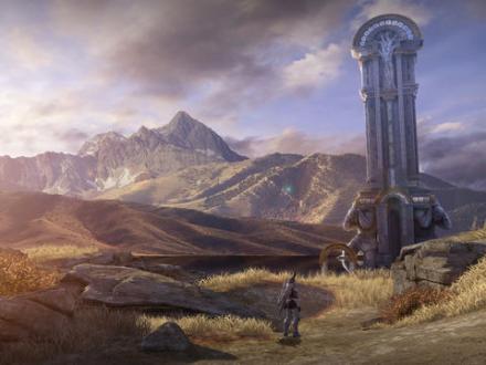 Screenshot von Infinity Blade III