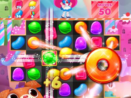 Screenshot von Candy Blast Mania