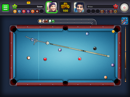 Screenshot von 8 Ball Pool™