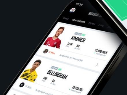 Screenshot von Kickbase - Bundesliga Manager